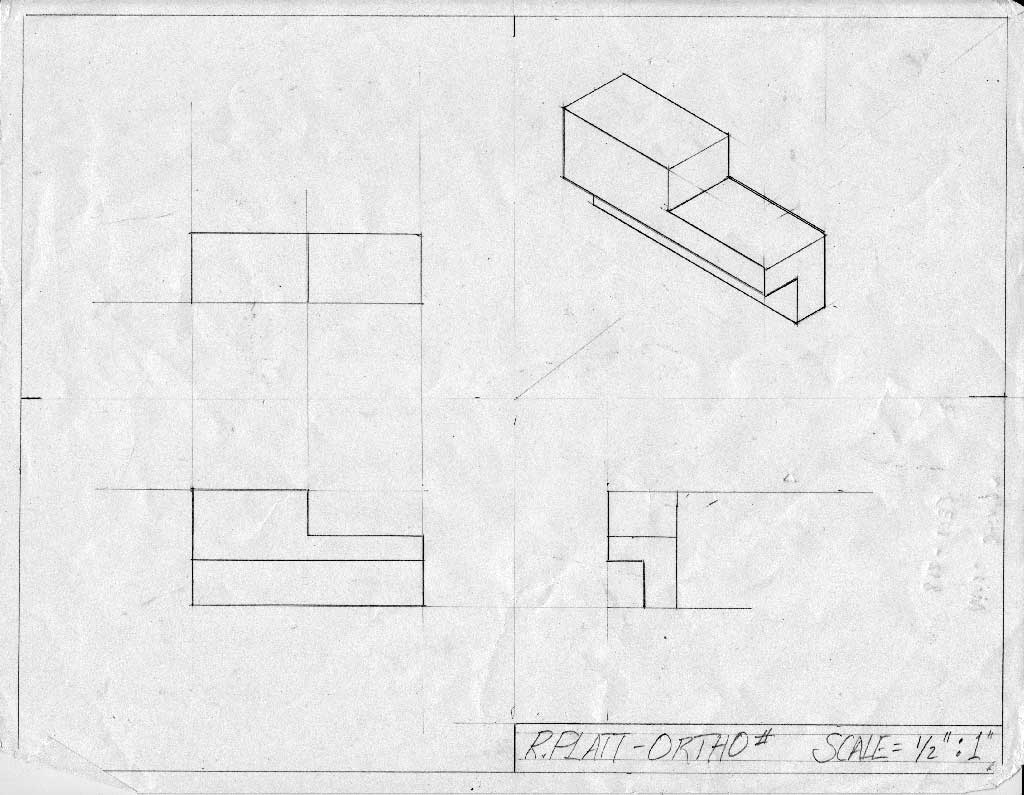 manual orthographic isometric 11
